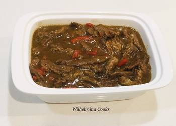 How to Make Delicious Beef Loin Steak Strips with Bell Peppers