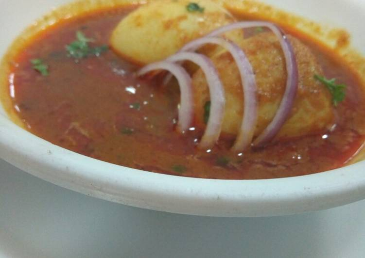 Recipe of Favorite Egg curry