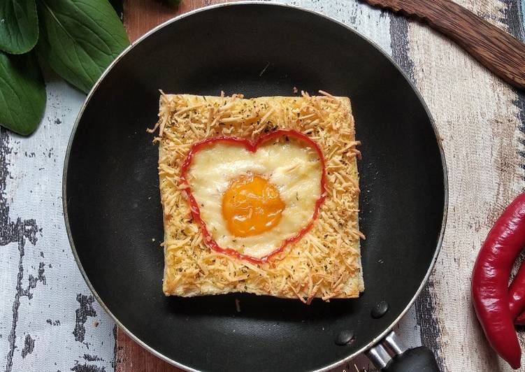 Roti Panggang Keju Telur – Epicurious Cookbooks