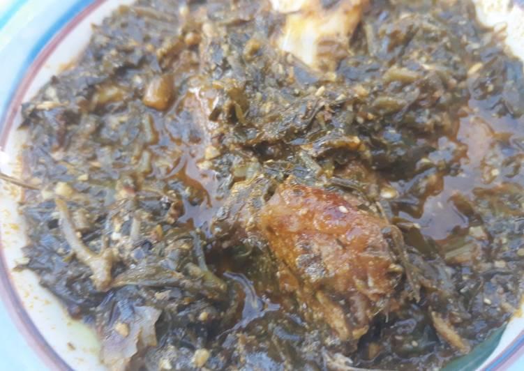 Onugbo soup, Choosing Wholesome Fast Food
