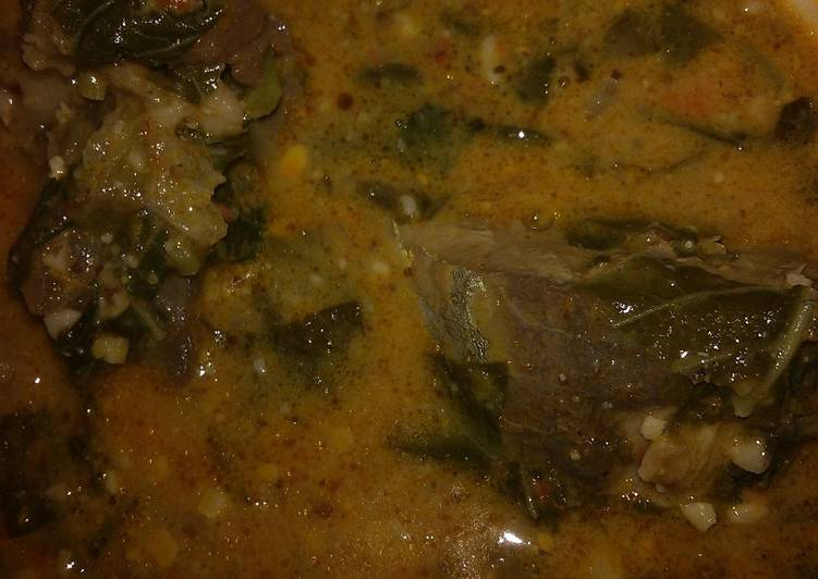 Everyday Fresh Groundnut soup
