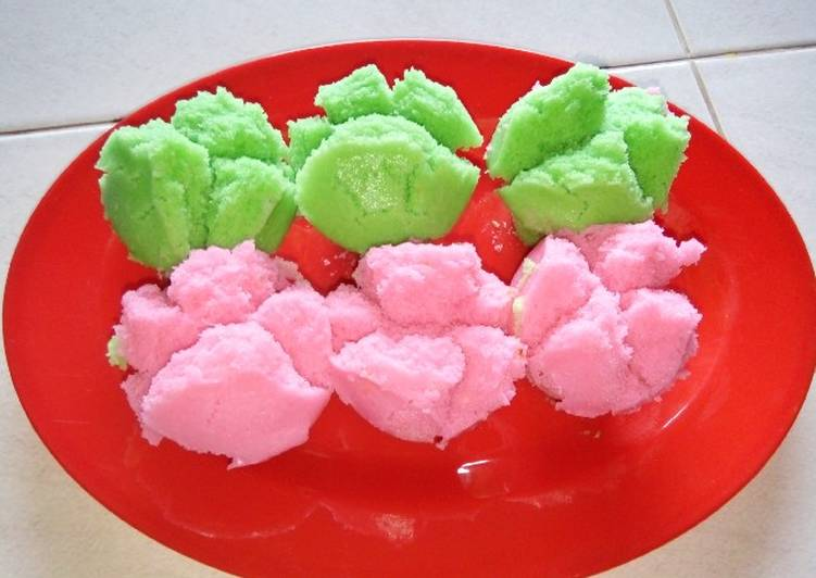 Kue Mangkok (Apem) anti gagal