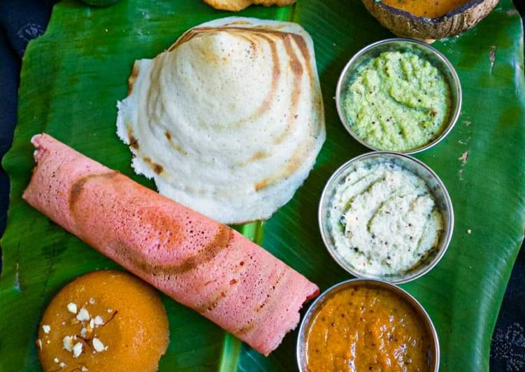 How to Make Ultimate South Indian lunch