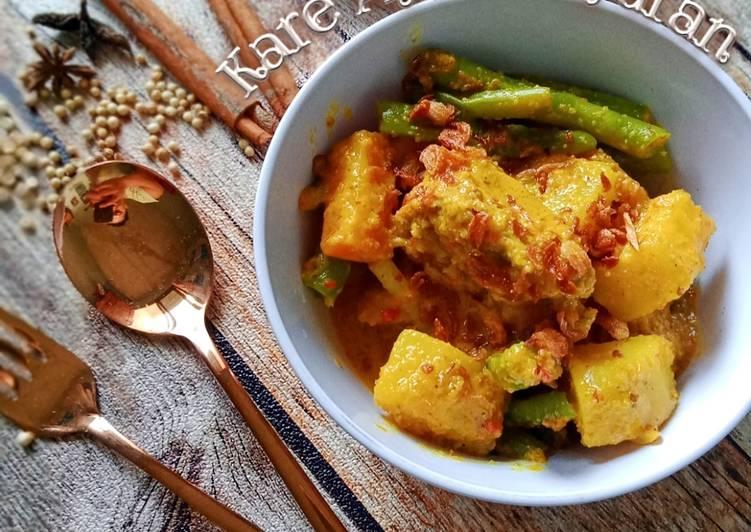 Kare Ayam Sayuran - cookandrecipe.com