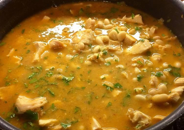Recipe of Ultimate White Chicken Chili