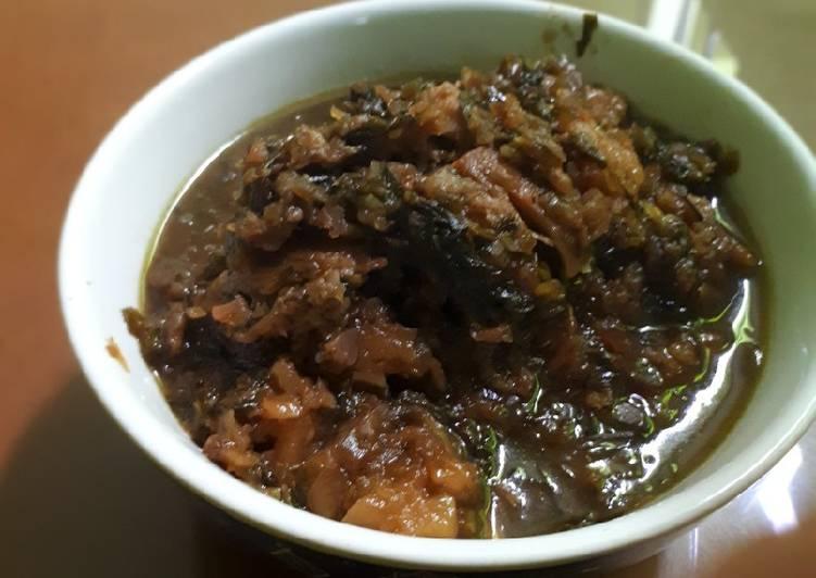 Resep Kaki Jamur Hong Vegetarian Oleh Meity Hon Cookpad