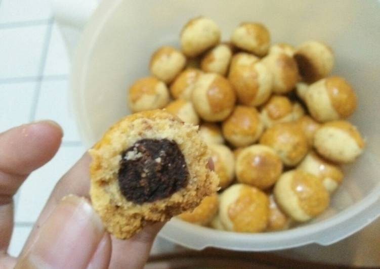 Nastar coklat kue kering