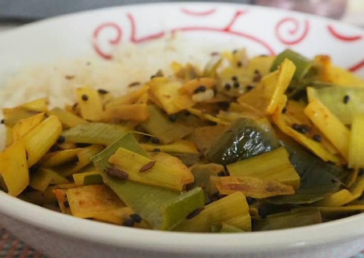 Recipes  Shak de poireaux