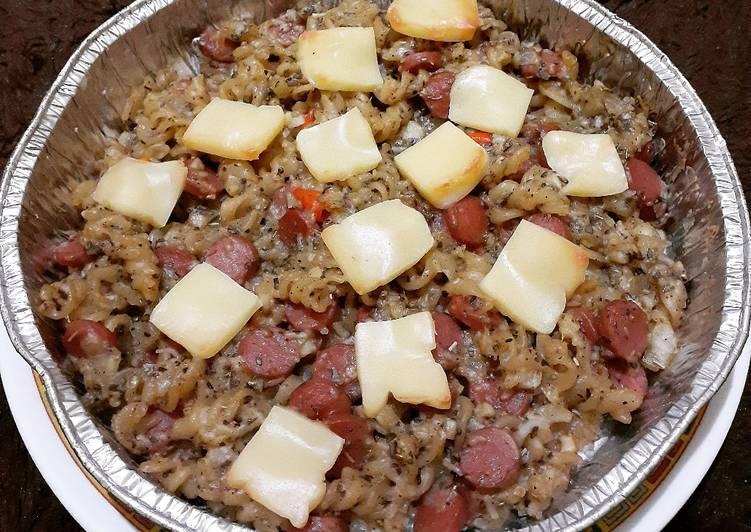 Spicy Bake Fusili