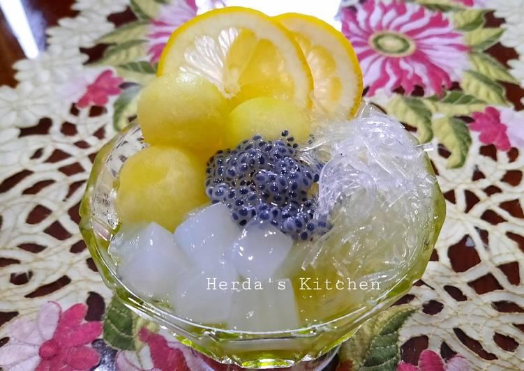 Es Sarang Burung Melon
