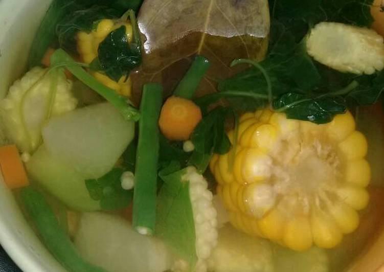 Sayur bening