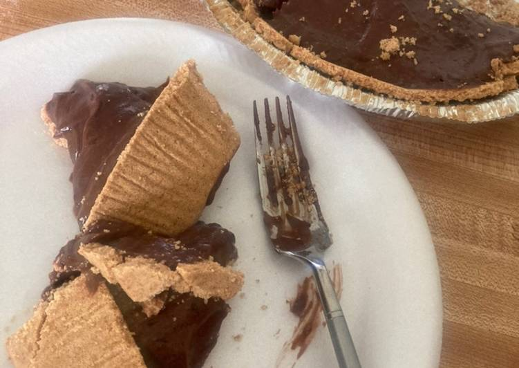 Easiest Way to Make Speedy No bake chocolate pie