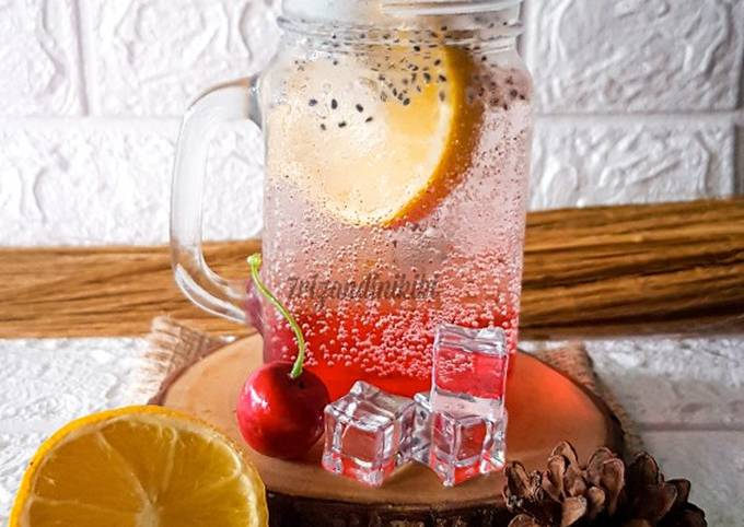 Sprite lemon ice