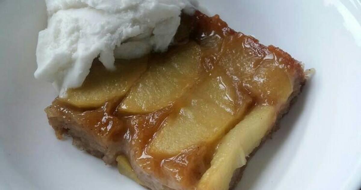 Vickys Quick Microwave Banana Cake, GF DF EF SF NF Recipe