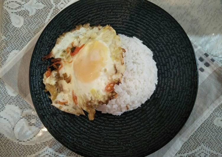 Telur Ceplok Kekinian