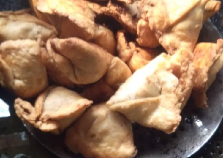 Recipe of Any-night-of-the-week Samosas
