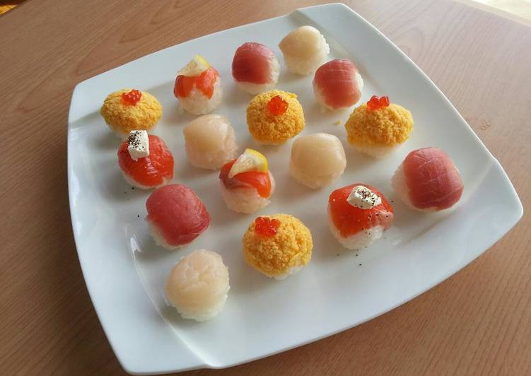 Temari Sushi For Special Occasions