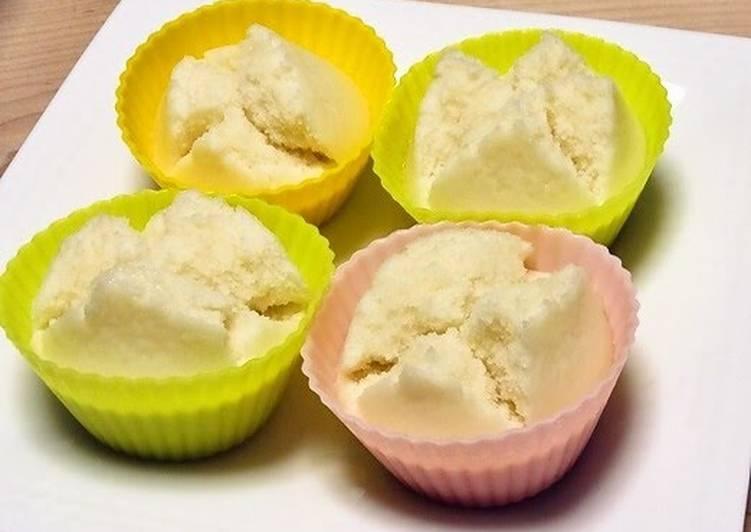 Recipe of Favorite Gluten-Free Fluffy Rice Flour Steamed Bread