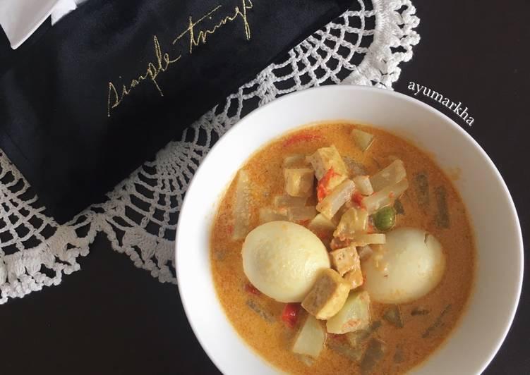 Resep Sayur Manisa / Lodeh Yang Umum Dijamin Ngiler