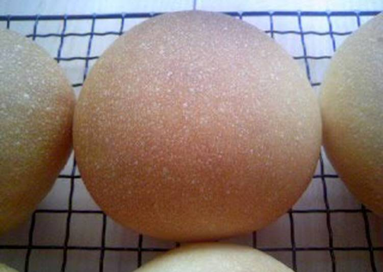 Baking Bread Straight from Liquid Bread Starter - Simple and Basic Rolls
