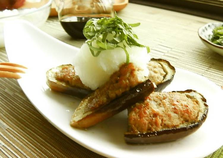 Step-by-Step Guide to Make Ultimate Japanese-Style Stuffed Eggplants