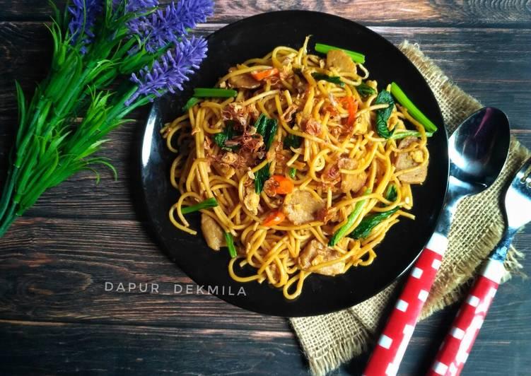 Resep Mie goreng simpel Paling Mudah