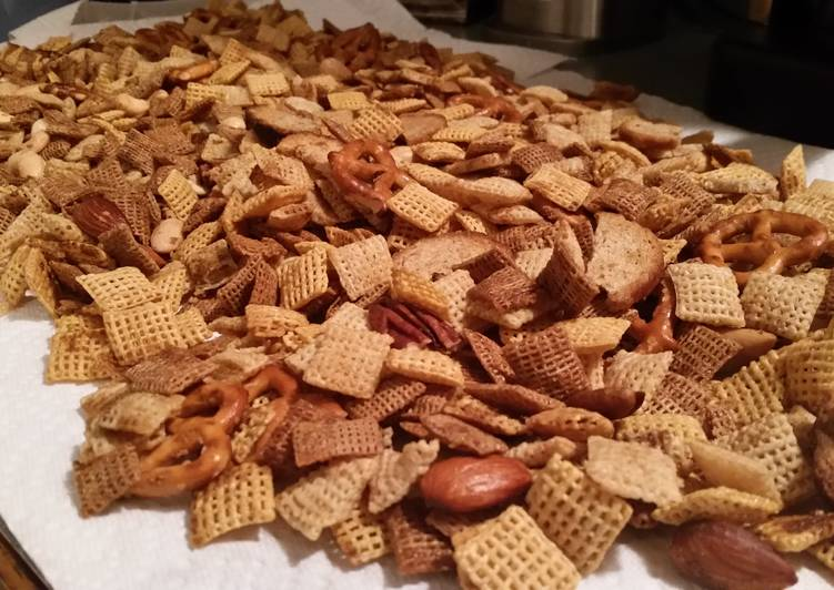 Chex Party Mix - Traditional