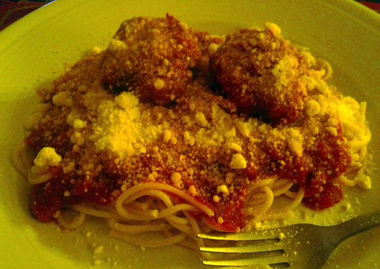 Spaghetti & Meatballs, Heart Friendly Foods You Need To Be Eating