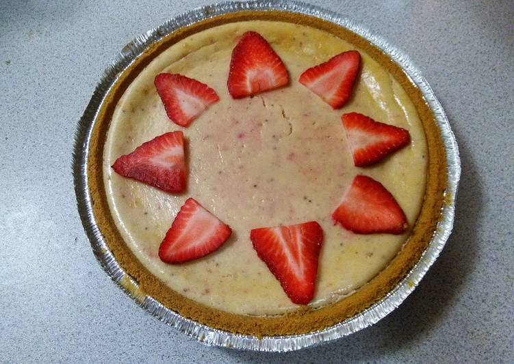 Use Food to Boost Your Mood Sarah's Simple Strawberry Cheese Cake