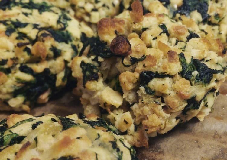 10 Minute Easiest Way to Prepare Refreshing backed spinach dumplings