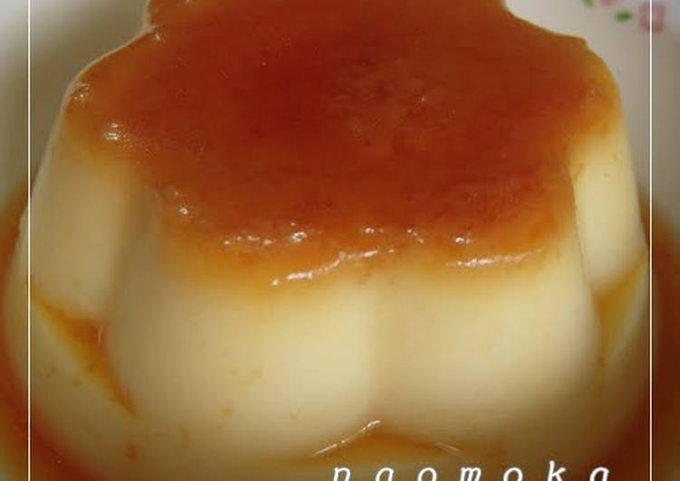 Simple Way to Make Homemade Super Easy Springy Pudding with Agar
