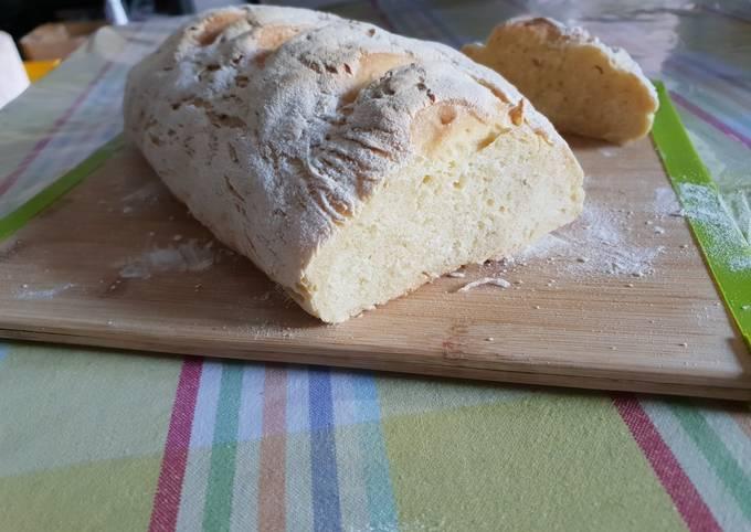 Pain facile sans machine à pain