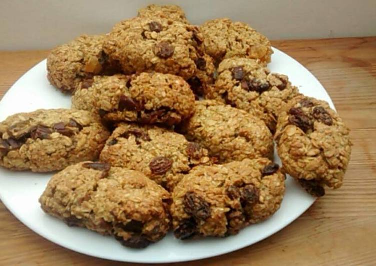 Quick and Easy Recipe: Tasty Healthy Oat Bars
