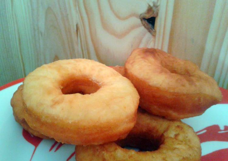 Easiest Way to Prepare Tasty Cardamom and orange Doughnuts