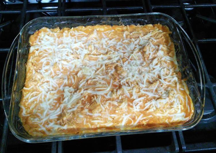 Franks Redhot Buffalo Chicken Dip