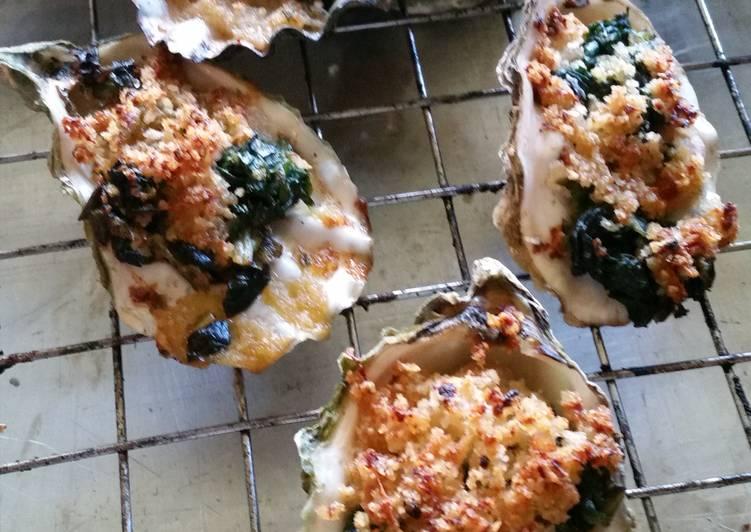 Oysters RockaRusty