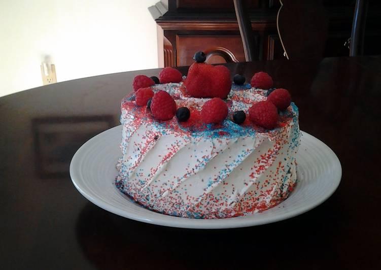 White Butter Cake
