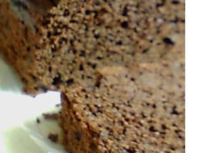 Steps to Prepare Ultimate Dairy Free Egg Free Tofu Gateau au Chocolat