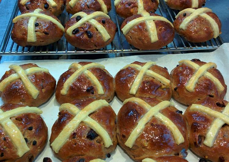 Recipe of Top-Rated Hot Cross Buns