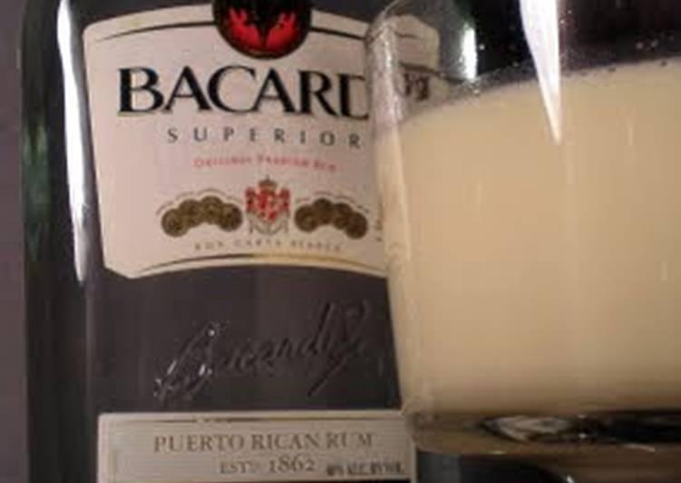 Simple Way to Prepare Super Quick Homemade puerto Rican Coquito