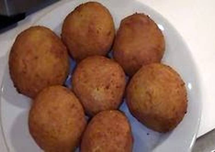 relleno de papa ( stuffed potato)