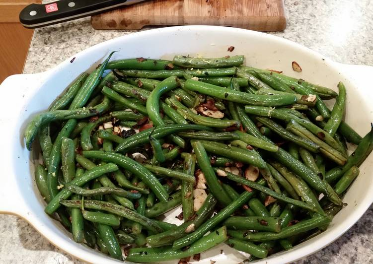 Simple Way to Prepare Super Quick Homemade Extra Special Fresh Green Beans