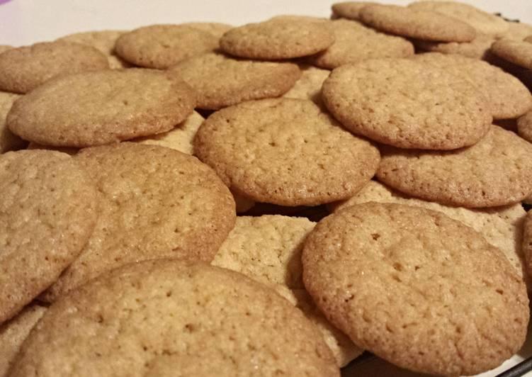 Coconut Flour Non Dairy sugar cookies