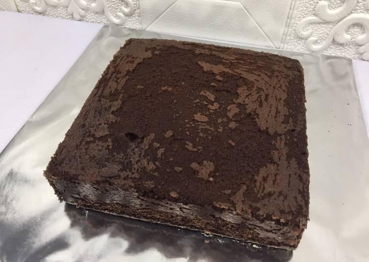 Bagaimana Caranya Membuat Berselera Base Cake Ulang Tahun