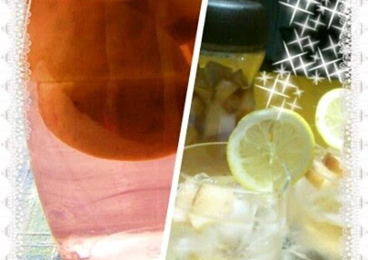 (Fruit Wine Recipe No. 4) Apple Cider in 3 Days