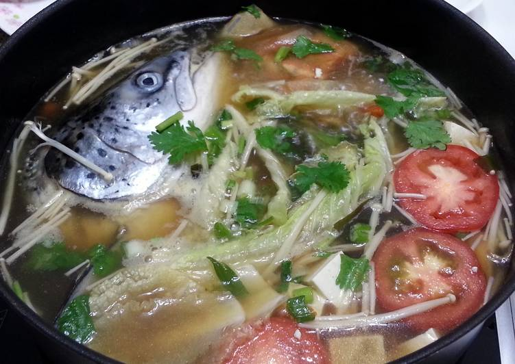 Salmon Hotpot in Chinese Herbal Soup, Precisely Why Are Apples So Good Pertaining To Your Health
