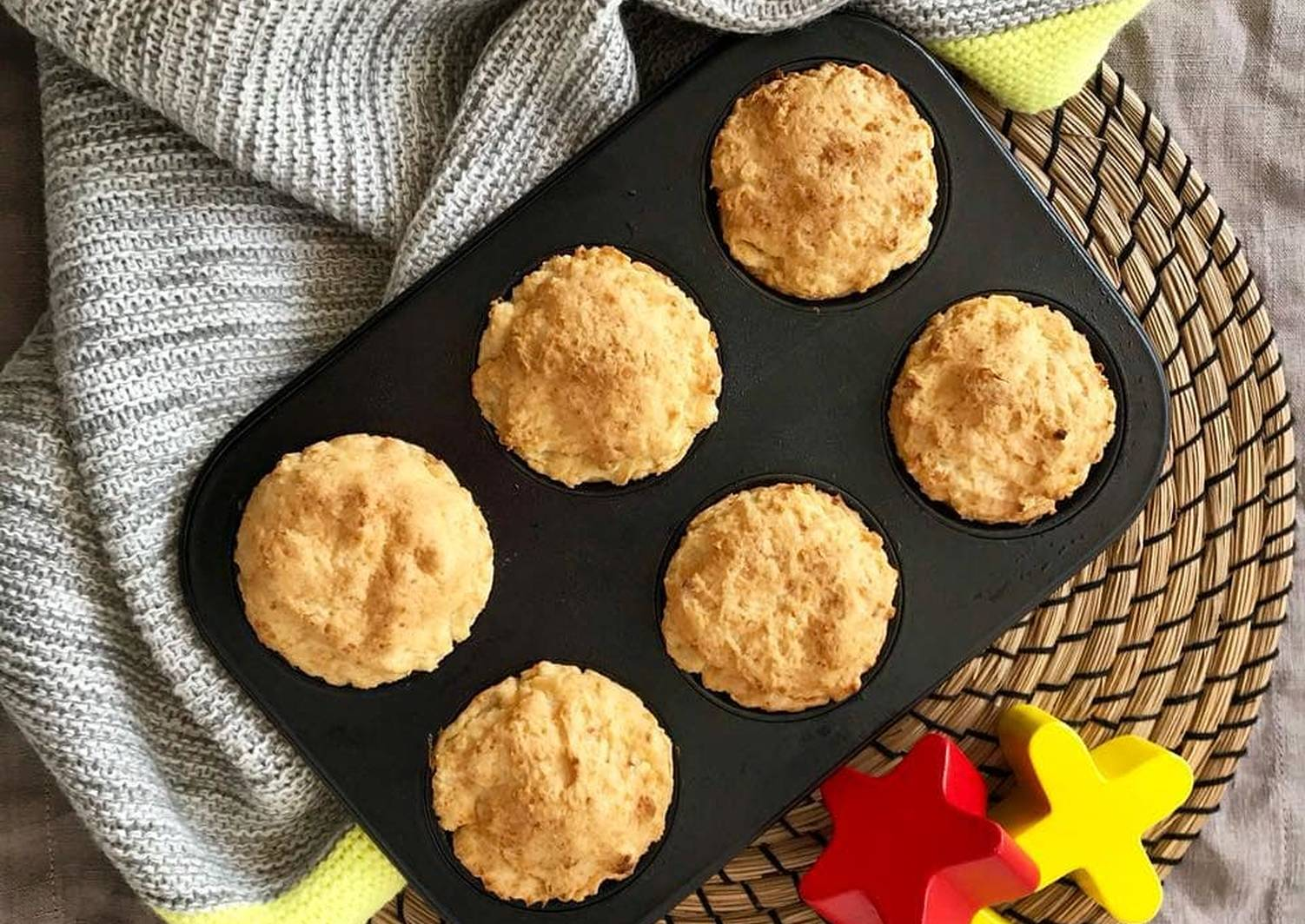 картофельные маффины рецепт с фото сети