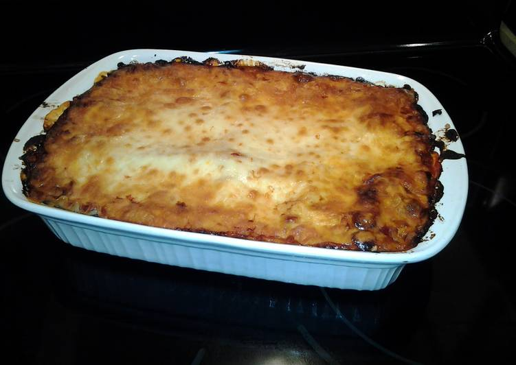 Papa's Lasagna