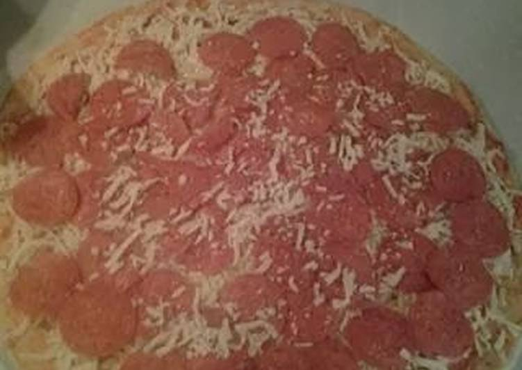Recipe of Perfect Delicious Home Made Pizza