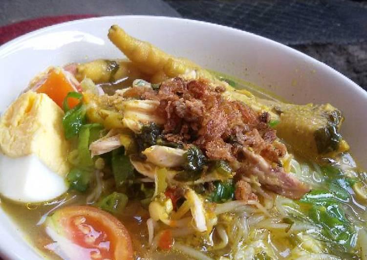Resep Soto Kuning Semarang An Oleh Dapoerzalken Cookpad